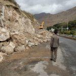 بازدید مهندس شریف آهی شهردار آبعلی از پروژه تعریض و کوه بری بلوار امام خمینی (ره) و اظهار رضایت از روند پیشرفت پروژه