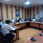 برگزاری جلسه شورای اداری شهرداری آبعلی در جهت آمادگی لازم در مقابله با سرما و یخبندان