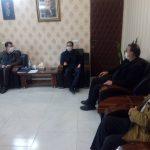 جلسه رسیدگی به مشکلات خطوط تاکسیرانی شهر آبعلی برگزار گردید