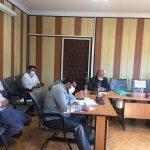 برگزاری جلسه شورای اداری شهرداری آبعلی
