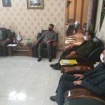 برگزاری جلسه ستاد گرامیداشت برنامه های هفته دفاع مقدس در شهرداری آبعلی